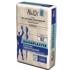"Штукатурка ""AlinEX AQUAPLASTER (Аквапластер)"" 25 кг"