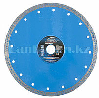 Диск алмазный Сплошной ф230х22,2 мм, тонкий, мокрое резание 73097 (002)