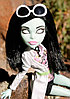 Кукла Monster High Скара Скримс с одеждой Scaran Screams