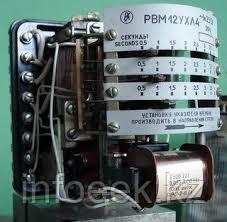 Реле времени РВМ-12