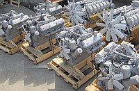 Двигатель без коробки передач и сцепления 28 комплектации (ПАО Автодизель) для двигателя ЯМЗ 7601-1000186-28