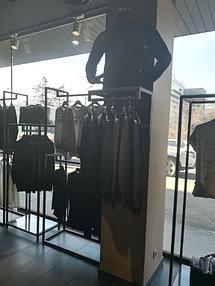 Торговое оборудование для сети магазинов одежды ZERO.  9