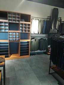Торговое оборудование для сети магазинов одежды ZERO.  6