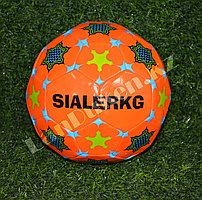 Футбольный мяч SIALERKG оранжевый
