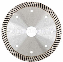 Диск алмазный ф230х22,2мм, турбо с лазерной перфорацией, сухое резание 73034 (002)