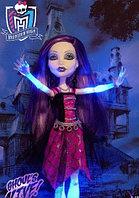 Кукла Monster High Спектра Вондергейст Они живые Ghouls Alive Spectra Vondergeist, фото 1