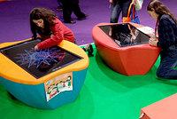 Учебная техника для детского сада. Интерактивные доски и интерактивные столы в детском саду.