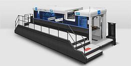 Автоматический плоско-высекальный пресс GUOWANG T-106B