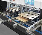 Автоматический плоско-высекальный пресс GUOWANG T-106B, фото 2