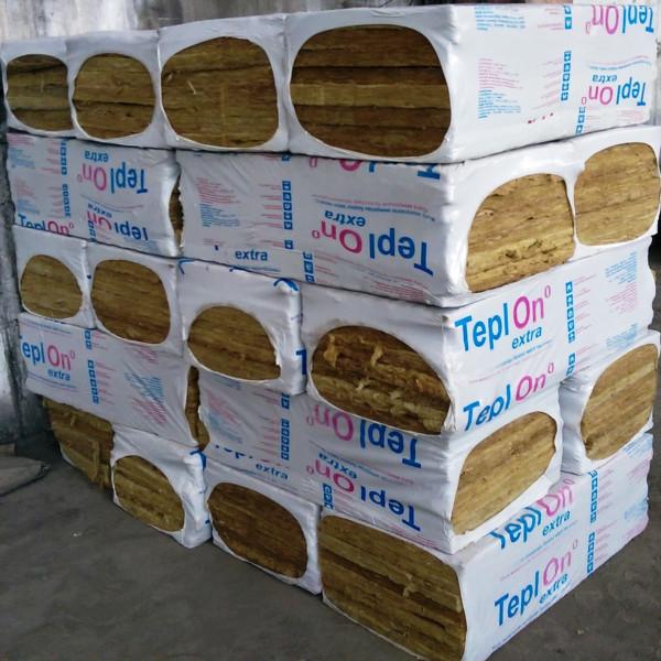 Базальтовая (минеральная) плита TeplOn плотность 120