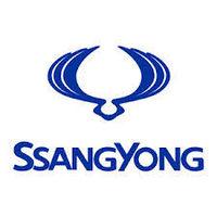 Тормозные диски SsangYong Korando (передние, Optimal)