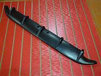 Накладка на задний бампер (диффузор) для Toyota Camry 50, фото 1