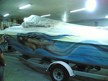 Реставрация корпуса яхт и катеров, фото 2