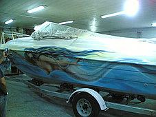 Ремонт корпусов яхт и катеров , фото 3