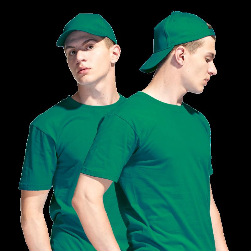 Бейсболка на липучке, StanClassic, 10L, Зелёный (30), 56-58