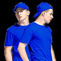 Бейсболка на липучке, StanClassic, 10L, Синий (16), 56-58