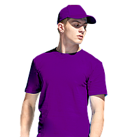 Бейсболка на липучке, StanClassic, 10L, Фиолетовый (94), 56-58