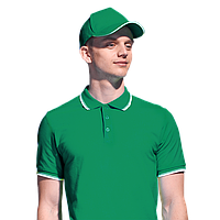 Бейсболка «сэндвич», StanSpecial, 11K, Зелёный (30), 56-58