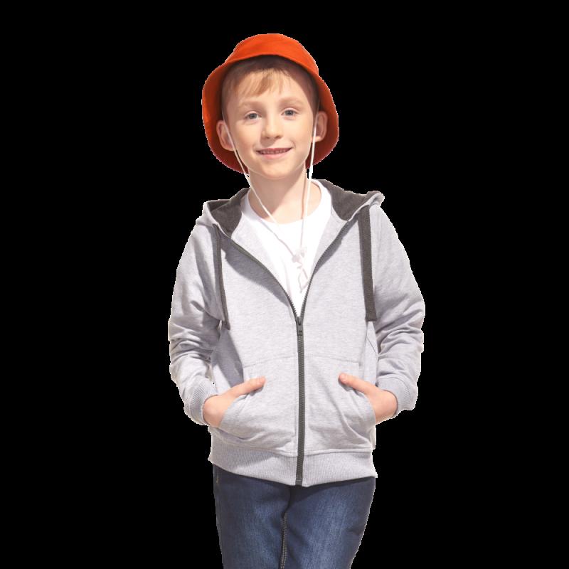 Детская панама, StanPromoJunior, 14J, Оранжевый (28), 52-54