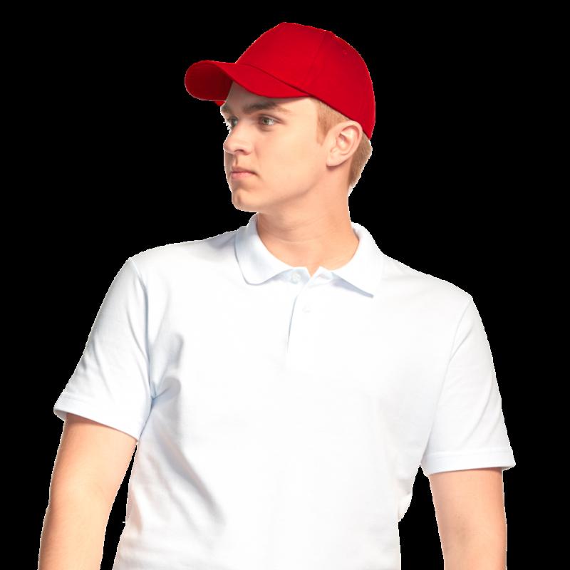 Практичная и долговечная бейсболка, StanLine, 09U, Красный (14), 56-58