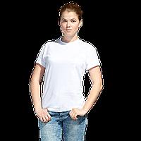 Промо футболка унисекс, StanAction, 51, Белый (10), M/48