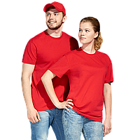 Промо футболка унисекс, StanAction, 51, Красный (14), XL/52, фото 1