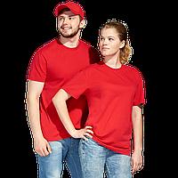Промо футболка унисекс, StanAction, 51, Красный (14), 5XL/60-62, фото 1