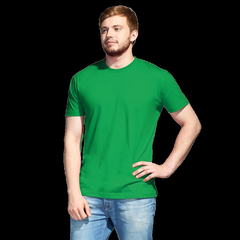 Промо футболка унисекс, StanAction, 51, Зелёный (30), XL/52