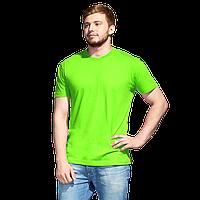 Промо футболка унисекс, StanAction, 51, Ярко-зелёный (26), XXL/54
