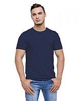 Промо футболка унисекс, StanAction, 51, Тёмно-синий (46), XXL/54