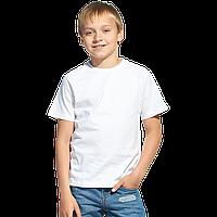 Облегченная детская футболка, StanClass, 06U, Белый (10), 14 лет
