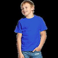 Облегченная детская футболка, StanClass, 06U, Синий (16), 12 лет