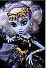 Кукла Monster High Эбби Боминейбл 13 Желаний 13 Abbey Bominable Doll 13 wishes