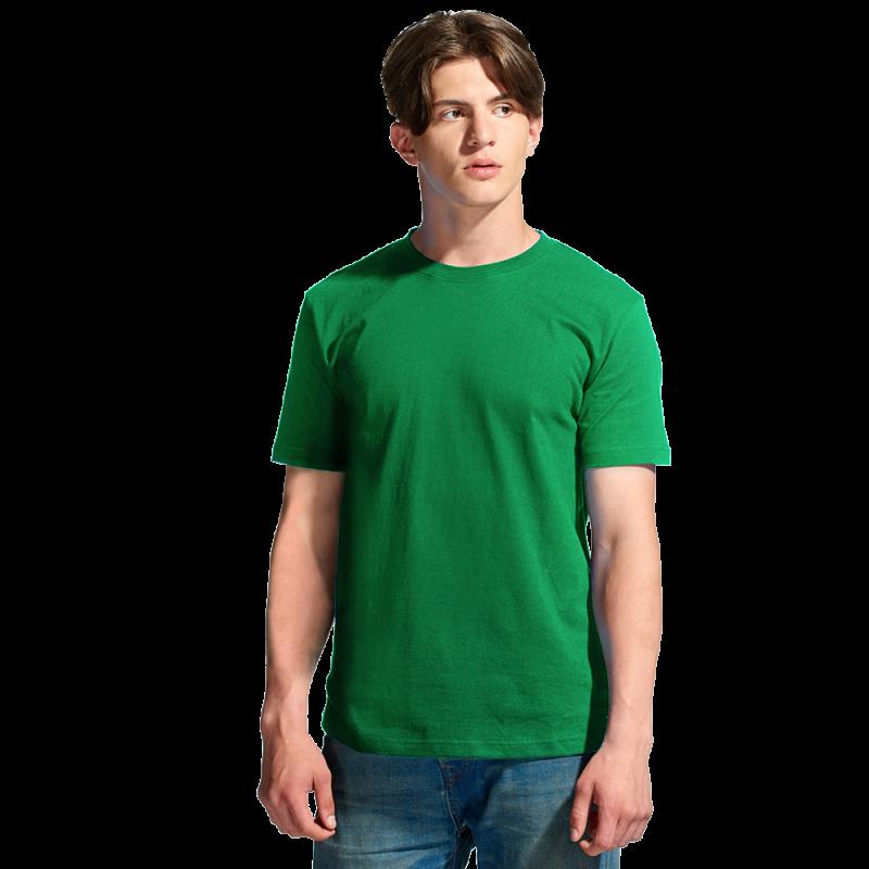 Футболка мужская, StanGalant, 02, Зелёный (30), XL/52