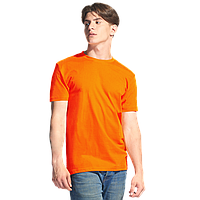 Футболка мужская, StanGalant, 02, Оранжевый (28), 4XL/58