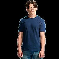 Футболка мужская, StanGalant, 02, Тёмно-синий (46), XS/44