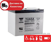 Аккумулятор Yuasa REC80-12 для электрокаров, аварийного освещения, инвалидных колясок