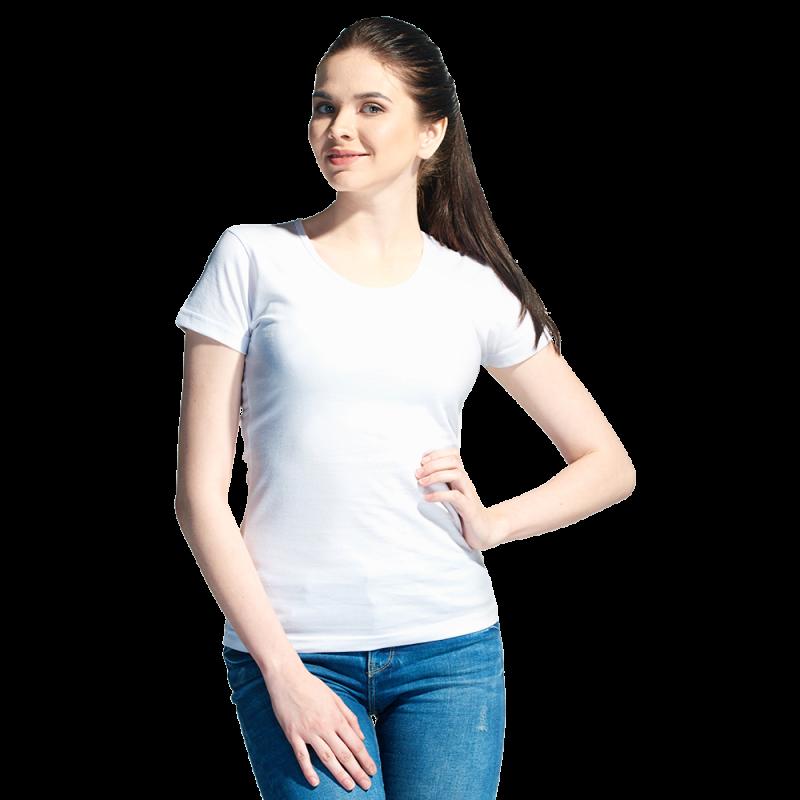 Женская футболка, StanGalantWomen, 02W, Белый (10), XS/42