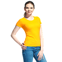 Женская футболка, StanGalantWomen, 02W, Жёлтый (12), S/44
