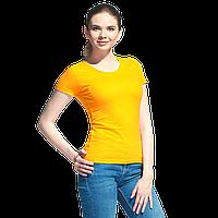 Женская футболка, StanGalantWomen, 02W, Жёлтый (12), XXL/52