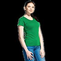 Женская футболка, StanGalantWomen, 02W, Зелёный (30), M/46