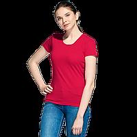 Женская футболка, StanGalantWomen, 02W, Красный (14), L/48