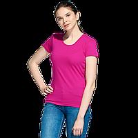 Женская футболка, StanGalantWomen, 02W, Ярко-розовый (92), S/44