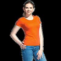 Женская футболка, StanGalantWomen, 02W, Оранжевый (28), XS/42