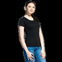 Женская футболка, StanGalantWomen, 02W, Чёрный (20), XL/50
