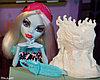 Кукла Monster High Эбби Боминейбл Арт Класс Art Class Abbey Bominable