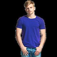 Мужская футболка-стрейч, StanSlim, 37, Синий (16), XL/52