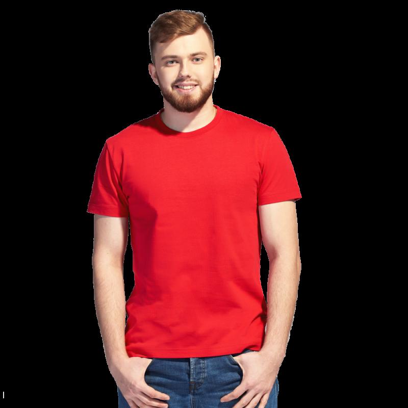 Футболка высокой плотности, StanTender, 08U, Красный (14), 5XL/60-62