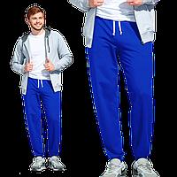 Мужские спортивные брюки, StanJump, 62, Синий (16), L/50, фото 1