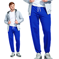 Мужские спортивные брюки, StanJump, 62, Синий (16), S/46